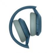SONY 索尼 WH-H910N 耳罩式头戴式无线蓝牙降噪耳机 蓝色