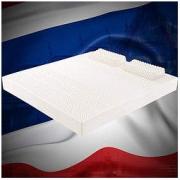 paratex 泰国原装进口天然乳胶床垫 床褥子150*200*5cm 94%乳胶含量1727元包邮(需用券)