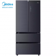 PLUS会员、亲子会员:Midea 美的 BCD-508WTPZM(E) 风冷多门冰箱 508L 灰色4549元包邮