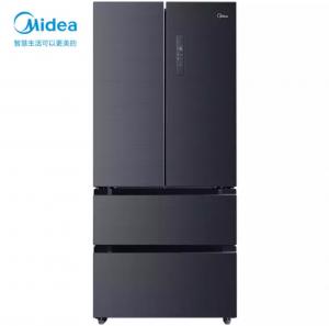 PLUS会员、亲子会员:Midea 美的 BCD-508WTPZM(E) 风冷多门冰箱 508L 灰色