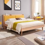 AHOME A家家具 BC001 彩色北欧架子床 1.5m¥899.50 4.5折 比上一次爆料降低 ¥100