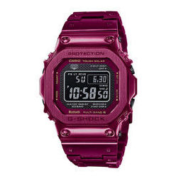 CASIO 卡西欧 GMW-B5000RD-4PR 男士电子手表