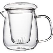 SEADREAM 水之铭 过滤茶水玻璃茶壶