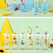 Luminarc 乐美雅 刻度玻璃杯 425ml*2件51.87元(折25.93元/件)+运费