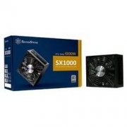 SILVER STONE 银欣 SST-SX1000-LPT 白金牌(92%)全模组SFX电源 1000W1899元