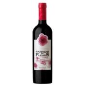 PLUS会员:JECUPS 吉卡斯 13度 花境干红葡萄酒 750ml *3件105.5元包邮(双重优惠,合35.17元/件)