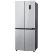 VIOMI 云米 BCD-410WMSAZ02A 变频十字对开门冰箱 410L 星密银1998元