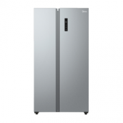 PLUS会员:Midea 美的 BCD-539WKPZM(E) 双变频智能双开门冰箱 539升2539元包邮(双重优惠)