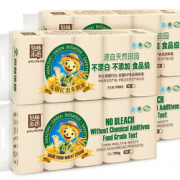 PLUS会员!Tr阿lin 泉林本色 稻草人系列 无芯卷纸 3层70g40卷¥18.50 2.8折 比上一次爆料降低 ¥1.55