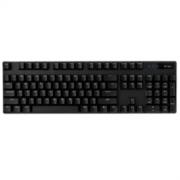 RAPOO 雷柏 V500PRO 无线版 104键 2.4G无线机械键盘 黑色 雷柏红轴 无光139元
