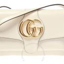 Gucci 古驰 Arli 小号复古双G斜挎包$1187.90(折¥8077.72)