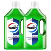 Walch 威露士 衣物家居消毒液 1L*2瓶¥44.90 2.7折