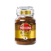 Moccona 摩可纳 8号 深度烘焙 冻干速溶咖啡  黑咖啡 400g¥111.63 6.6折 比上一次爆料降低 ¥2.37