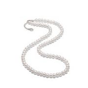 gN pearl 京润珍珠 3131016000540 女士珍珠项链 43cm