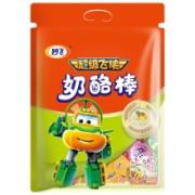 milkfly 妙飞 超级飞侠奶酪棒 混合水果味 500g*4件97.56元(双重优惠,合24.39元/件)