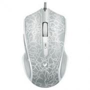RAPOO 雷柏 V20S 有线鼠标 烈焰银 3000DPI69元