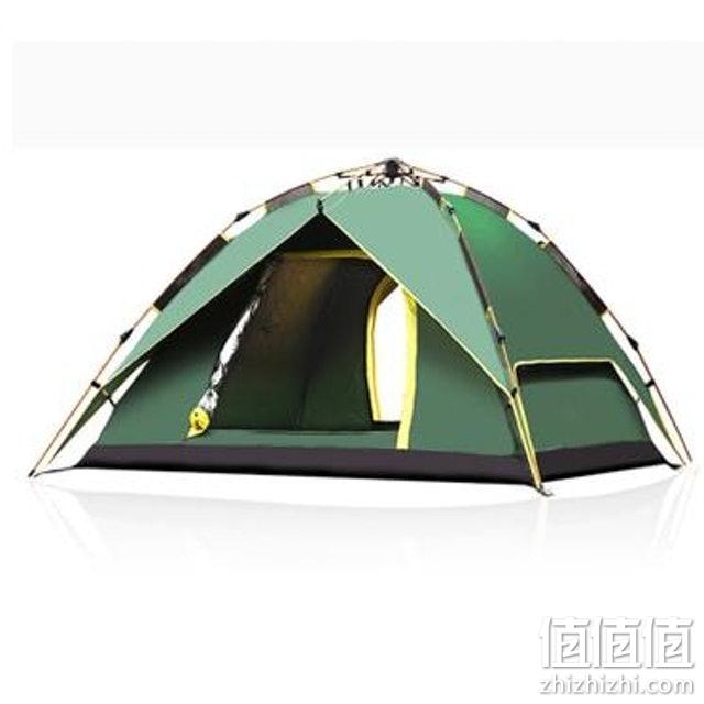 PUSH!三至四人专业型帐篷P94