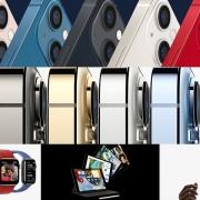 iPhone13起售价5999元!Apple 秋季发表会新品规格与上市信息汇总!