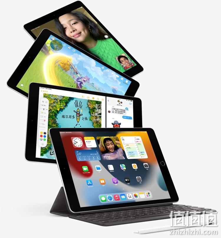 Apple New iPad 2021