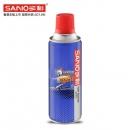 SANVO 三和 400ml 清洁剂脱漆剂 高效除漆 强力去漆 清洗漆汽车轮毂金属喷漆清洁 油漆清除剂 H122 P