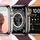 Apple Watch Series 7揭晓 | 亮眼大屏幕、续航靠快充