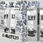 OATLY 噢麦力 咖啡大师燕麦饮料 1L*6瓶¥156.00 4.3折 比上一次爆料降低 ¥30
