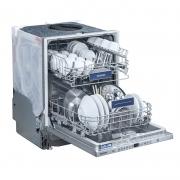 SIEMENS 西门子 SJ636X04JC 嵌入式洗碗机 12套 黑色门板6299元包邮