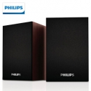 PHILIPS 飞利浦 SPA20 木质电脑音箱39元