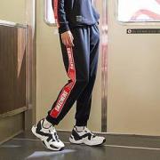 SKECHERS 斯凯奇 L320M206-0018 男款运动长裤