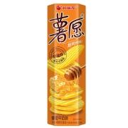 plus会员:Orion 好丽友 薯愿蜂蜜牛奶味 104g/罐*7件27.25元+运费(合3.89元/件)