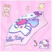 Hello Kitty 凯蒂猫 KT03B30036 安全式圆角儿童晴雨伞58元