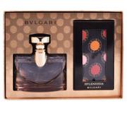 BVLGARI 宝格丽 华美玫瑰 女士香水套装 (EDP100ml+小丝巾)