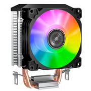 JONSBO 乔思伯 CR-1200E 塔式CPU散热器(七彩流光光效/2热管/9CM风扇/支持多平台/附硅脂)¥30.90 7.7折 比上一次爆料降低 ¥4.1