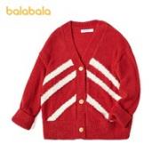 balabala 巴拉巴拉 儿童套头毛衫