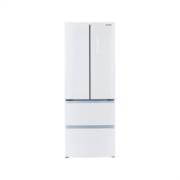 Panasonic 松下 NR-D350TP-W 多门冰箱 350L 晶莹白