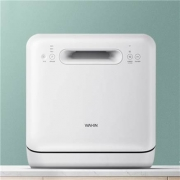 PLUS会员:WAHIN 华凌 VIE0 台式洗碗机729元包邮(需用券)