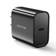 supcase 手机充电器 Type-C 18W 亮黑色