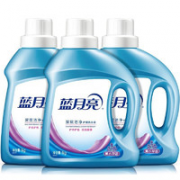 Bluemoon 蓝月亮 深层洁净洗衣液套装 1kg*3瓶