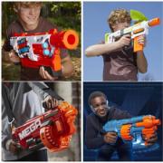 NERF热火趣味玩具钜惠