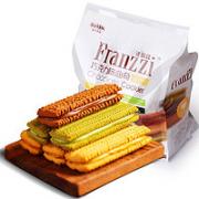 Franzzi 法丽兹 夹心曲奇饼干量贩装 4口味 380g¥9.99 3.0折 比上一次爆料降低 ¥0.8