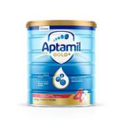 Aptamil 爱他美 儿童配方奶粉 4段 900g¥106.41 6.4折 比上一次爆料降低 ¥5.08