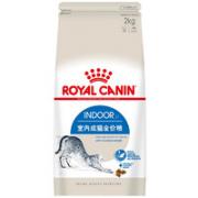 ROYAL CANIN 皇家 I27室内全价成猫粮 2kg¥75.33 6.7折 比上一次爆料降低 ¥6.67