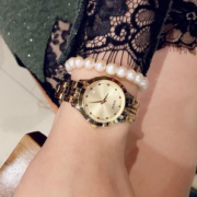 GUESS 盖斯 钢带超薄石英女手表U0989L2 到手¥271.95¥249.27