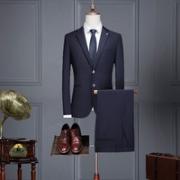 ROMON 罗蒙 男士羊毛西服套装 S1F032F01