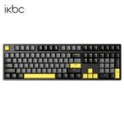 iKBC C210 有线机械键盘 108键 松烟玉 cherry轴体