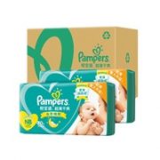 88VIP!Pampers 帮宝适 超薄干爽系列 婴儿纸尿裤 NB号 140片¥90.25 7.2折 比上一次爆料降低 ¥64.12