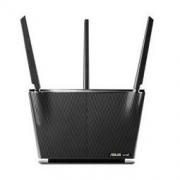 ASUS 华硕 RT-AX68U 双频2700M 电竞路由器 WiFi 6 黑色889元