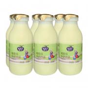 88VIP:FRISIAN COW 弗里生乳牛 哈密瓜牛奶饮品饮料 243ml*6瓶