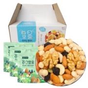 PLUS会员:五五食坊 每日坚果 30包*3件62.7元(双重优惠,和20.9元/件)
