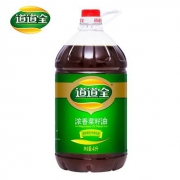 88VIP:道道全 非转基因 浓香菜籽油 4L*5件215.97元包邮、合43.19元/件(多重优惠)